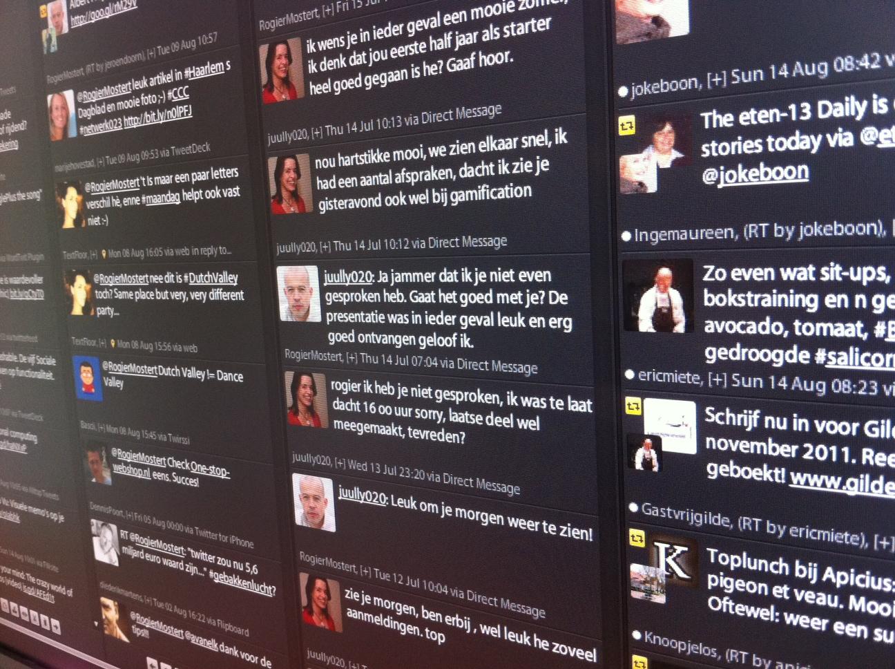 Twitter en bedrijven deel II