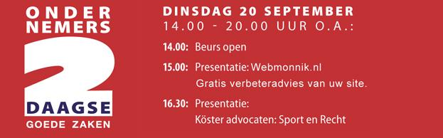 Ondernemers 2 Daagse Haarlem