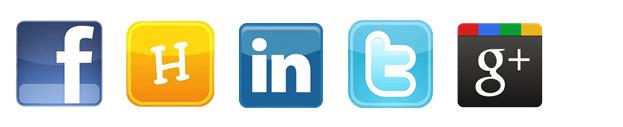 Kies het juiste sociale netwerk