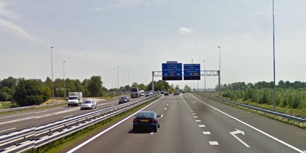 Afslag Haarlem Zandvoort