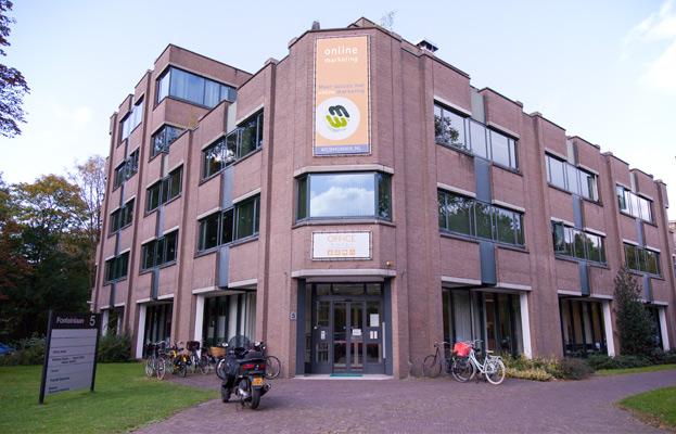 Office Hotel Zuid met het kantoor van Webmonnik.nl