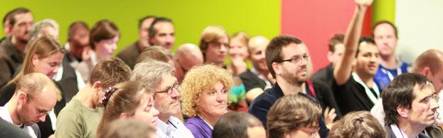 WordCamp NL 2012