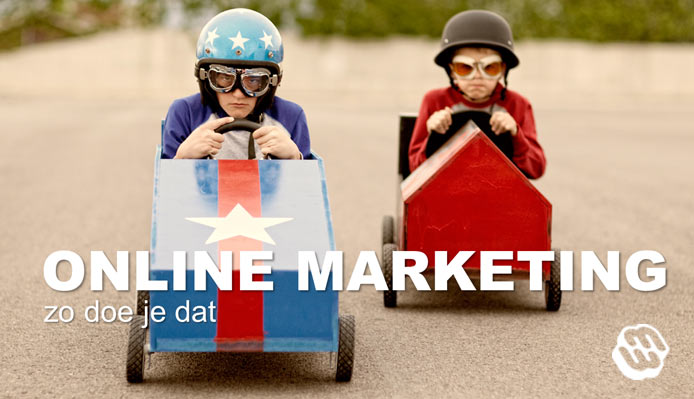 Presentatie online marketing