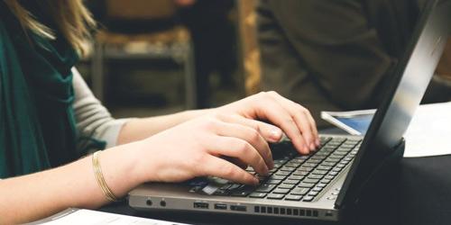 Training schrijven voor internet