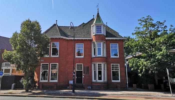 Route kantoor Webmonnik.nl in Hhaarlem